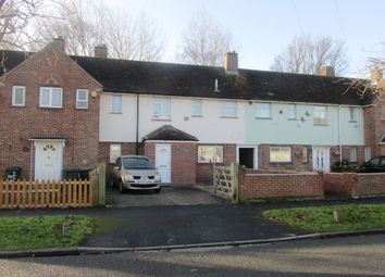 Thumbnail 3 bed terraced house for sale in Nobes Avenue, Gosport, Hampshire