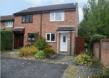 Thumbnail 2 bedroom end terrace house to rent in Somerville, Werrington, Peterborough