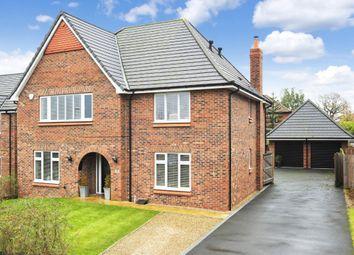 Thumbnail 5 bed detached house for sale in Blind Lane, Knaresborough