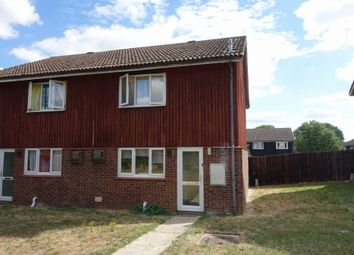 Thumbnail 2 bed semi-detached house to rent in Royal Palace Close, Exning, Newmarket