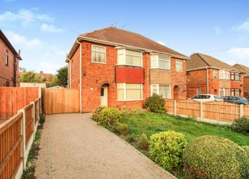 Thumbnail 3 bed semi-detached house for sale in Goodsmoor Road, Littleover, Derby