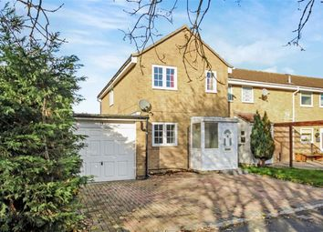 Thumbnail 3 bedroom end terrace house for sale in Bellver, Toothill, Swindon