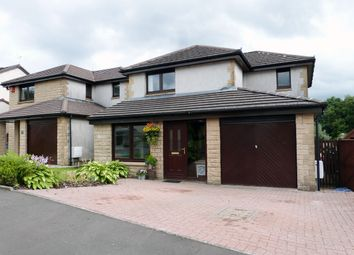 Thumbnail 4 bed detached house for sale in Swift Place, Gardenhall, East Kilbride