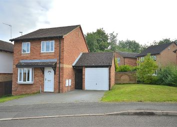 Thumbnail 3 bed detached house for sale in Oakleigh Drive, Duston, Northampton