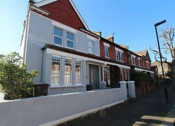 Thumbnail 3 bed flat for sale in Woollaston Road, Stroud Green, London
