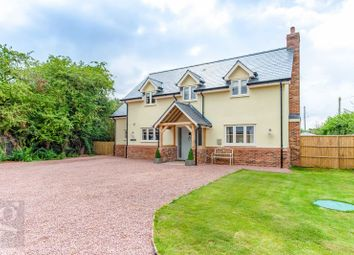 Thumbnail 4 bed detached house for sale in Preston Wynne, Herefordshire