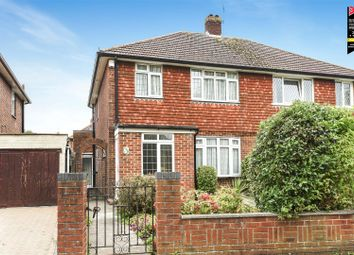 Thumbnail 3 bed semi-detached house for sale in The Drive, Havant