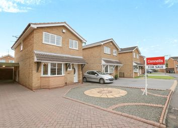 Thumbnail 3 bed detached house for sale in Sonning Drive, Pendeford, Wolverhampton
