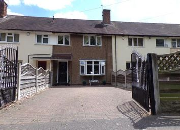 Thumbnail 3 bed terraced house for sale in Gardendale Avenue, Clifton, Nottingham, Nottinghamshire