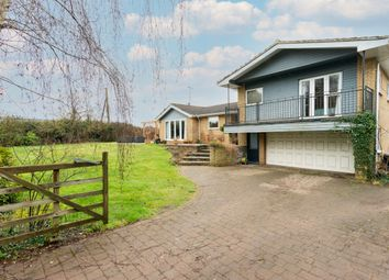 Pound Hill, Great Brickhill, Buckinghamshire MK17. 4 bed detached bungalow for sale