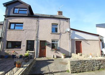 Thumbnail 3 bedroom end terrace house for sale in Mill Street, Brecon