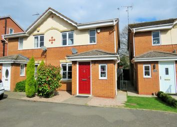 Thumbnail 3 bed end terrace house for sale in Pumphouse Close, Longford, Coventry