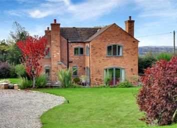Thumbnail 4 bed detached house for sale in Boreley Lane, Lineholt, Ombersley, Worcestershire