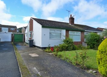 Thumbnail 2 bed semi-detached bungalow for sale in St. Davids Road, Abergele