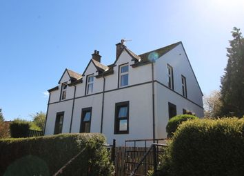 Thumbnail 3 bed flat for sale in Latch Road, Brechin