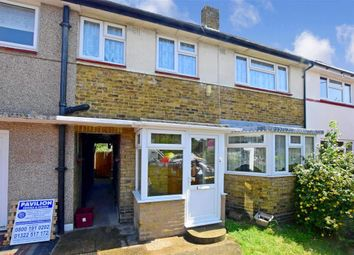 Thumbnail 3 bed terraced house for sale in Carlton Road, Welling, Kent