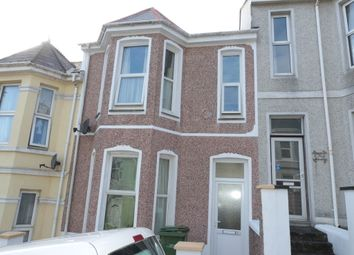 Thumbnail 1 bedroom flat for sale in Turret Grove, Mutley, Plymouth