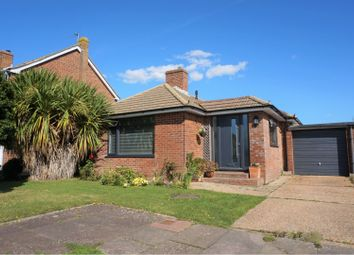 Thumbnail 2 bed detached bungalow for sale in Netherfield Avenue, Eastbourne