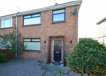 Thumbnail 3 bed semi-detached house for sale in Copland Avenue, Minster On Sea, Sheerness
