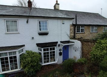 Thumbnail 2 bed terraced house for sale in Mount Pleasant, Stoke Goldington, Buckinghamshire