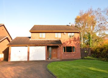 Thumbnail 4 bed detached house for sale in Brambling Drive, Westhoughton