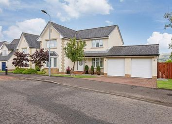 Thumbnail 4 bed detached house for sale in Antonine Road, Dullatur, Glasgow, North Lanarkshire
