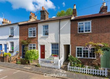 Thumbnail 2 bed terraced house for sale in Alexandra Road, St Albans, Hertfordshire