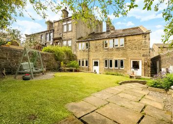 Thumbnail 5 bed semi-detached house for sale in Old Fold Hall, Clarendon Street, Haworth