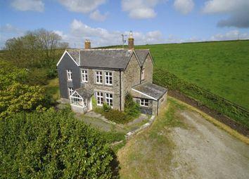 Thumbnail 5 bed farmhouse for sale in Duloe, Liskeard