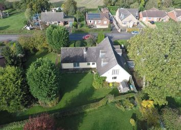 Thumbnail 4 bed bungalow for sale in Broad Lane, Sykehouse, Goole