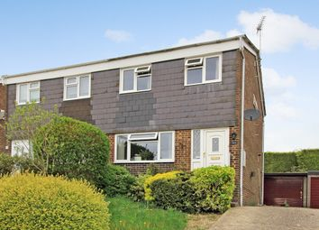 Thumbnail 3 bed semi-detached house to rent in Oakdene, Alton