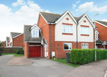 Thumbnail 3 bed semi-detached house for sale in Windsor Gardens, Herne Bay