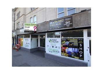 Thumbnail Commercial property to let in 84 - 86 Regent Street, Weston-Super-Mare