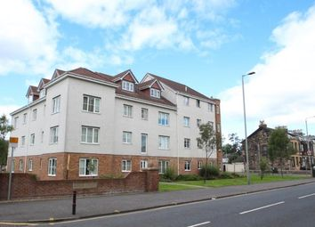 Thumbnail 1 bedroom flat for sale in Stirrat Crescent, Paisley, Renfrewshire