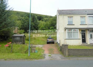 Thumbnail 3 bed semi-detached house for sale in Coronation Villas, New Road, Tredegar