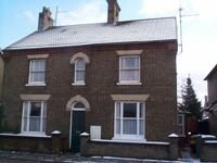 Thumbnail 1 bed flat to rent in Station Road, March