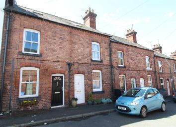 Thumbnail 2 bed terraced house for sale in Elm Street, Greenfields, Shrewsbury