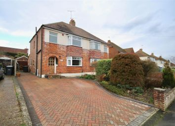 3 bed semi-detached house for sale in The Dale, Widley, Waterlooville PO7
