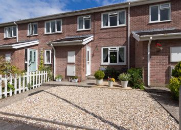 Thumbnail 3 bed terraced house for sale in Orchard Close, Chudleigh, Newton Abbot