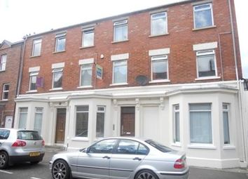 Thumbnail 1 bed flat to rent in Fitzroy Avenue, Belfast
