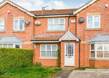 Thumbnail 2 bed terraced house for sale in Cross Waters Close, Wootton, Northampton, Northamptonshire