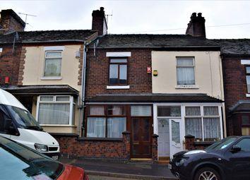 Thumbnail 2 bed terraced house to rent in Hazelhurst Street, Hanley