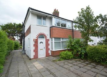 Thumbnail 3 bed semi-detached house for sale in Charnwood Avenue, Blackpool