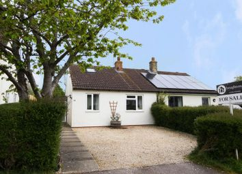Thumbnail 2 bed semi-detached bungalow for sale in Westhorp, Greatworth, Banbury
