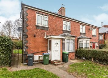 Thumbnail 1 bed maisonette for sale in Oldbury Road, Rowley Regis