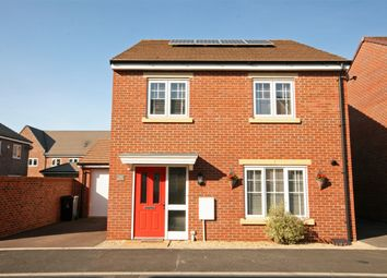 Thumbnail 4 bed detached house for sale in Canal Court, Raikes Chase, Hempsted, Gloucester