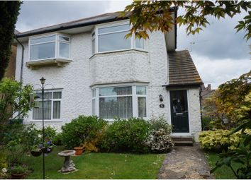 Thumbnail 2 bed flat for sale in Beech Avenue, Bournemouth