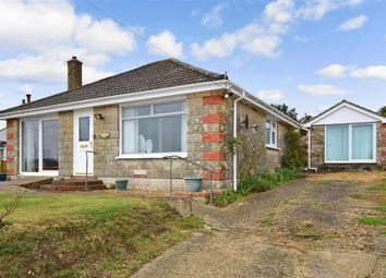 Thumbnail 3 bed detached bungalow for sale in Monks Lane, Freshwater, Isle Of Wight