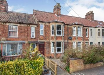 Thumbnail 3 bed terraced house for sale in Wymondham, Norwich, Norfolk