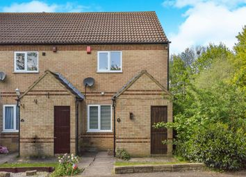 Thumbnail 2 bedroom end terrace house for sale in Milecastle, Bancroft, Milton Keynes